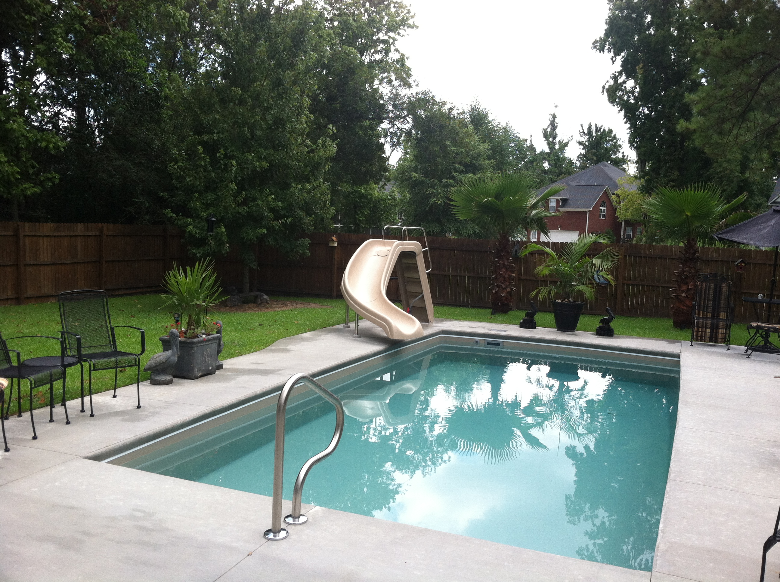 Swimming pool design charleston swimming pool company for Pool design company elwira kowalska