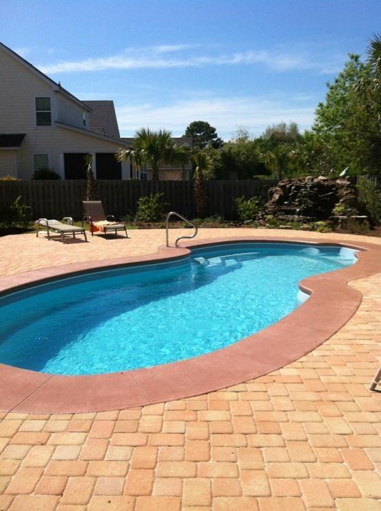 Swimming Pool Construction Charleston SC Swimming Pool