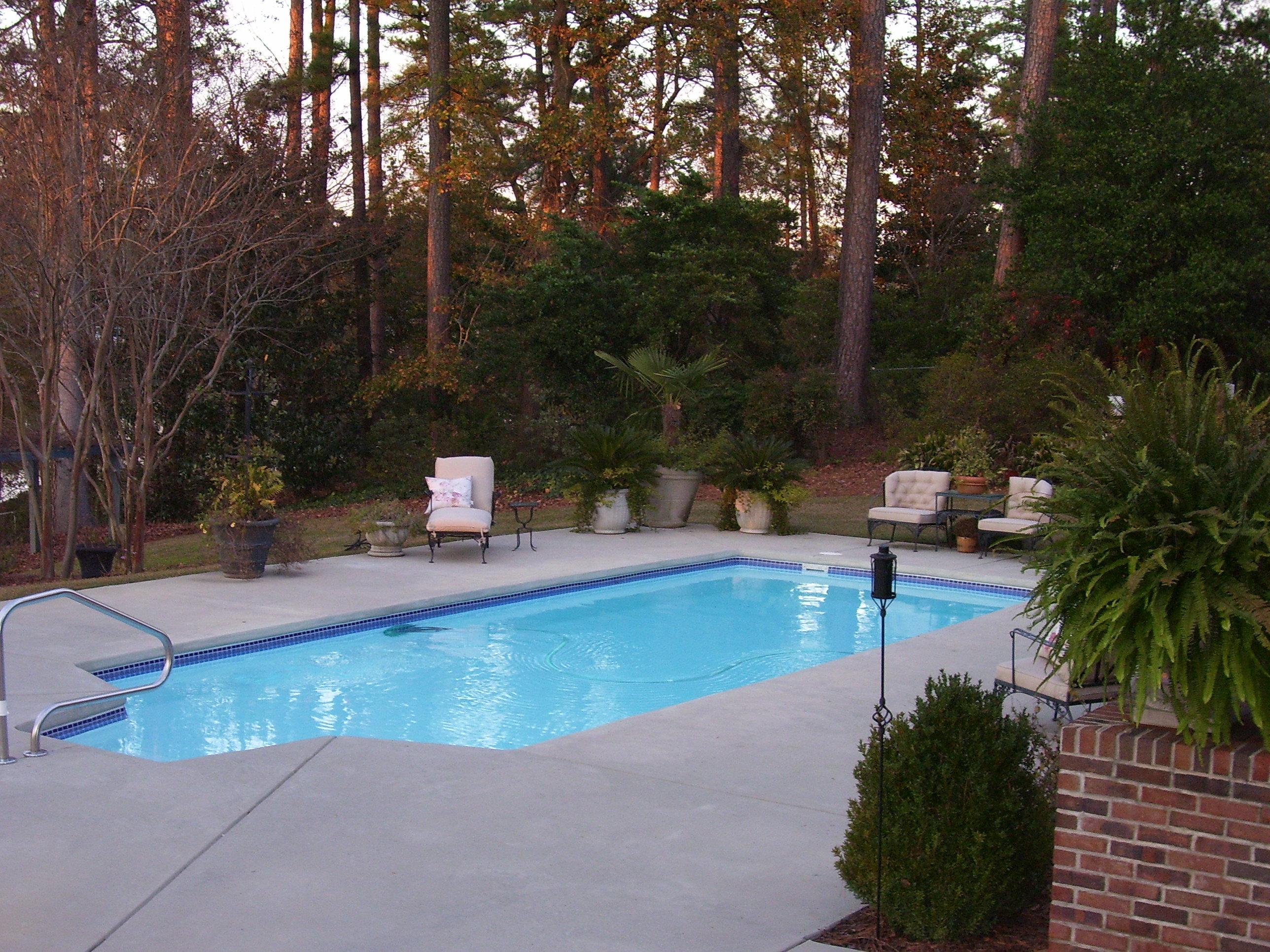 Pool Gallery Charleston SC Swimming Pool Construction