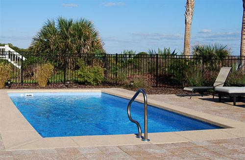 Secard Pools - Islander Pool - Buildshop